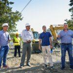Първа копка на Жилищен Комплекс ЕТАЛОН - Меден Рудник
