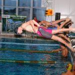 Форос Инвест - част от Международен плувен турнир