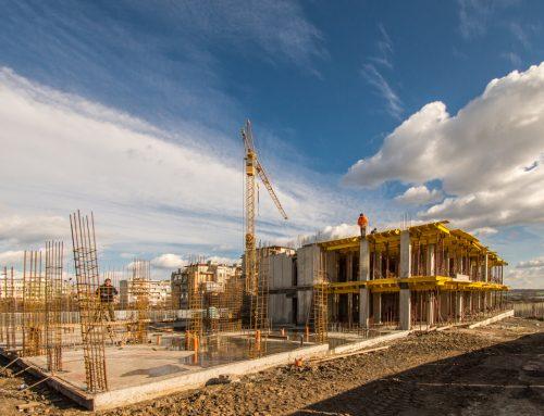 Комплекс Еталон – строителна площадка 21ви Ноември 2017 г.